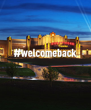 Hollywood Casino Toledo #welcomeback